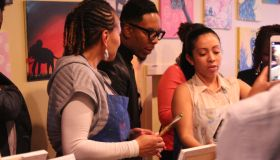 Sip N Paint with Deitrick Haddon