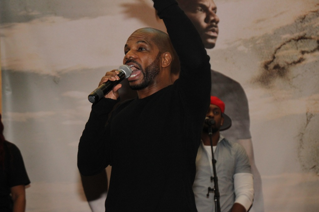 Kirk Franklin At Concord Mills