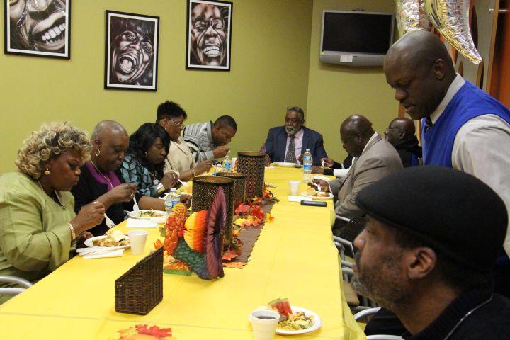 Pastor's Brunch for Prayer Vigil Meeting