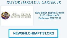 New Shiloh Baptist Church Listing