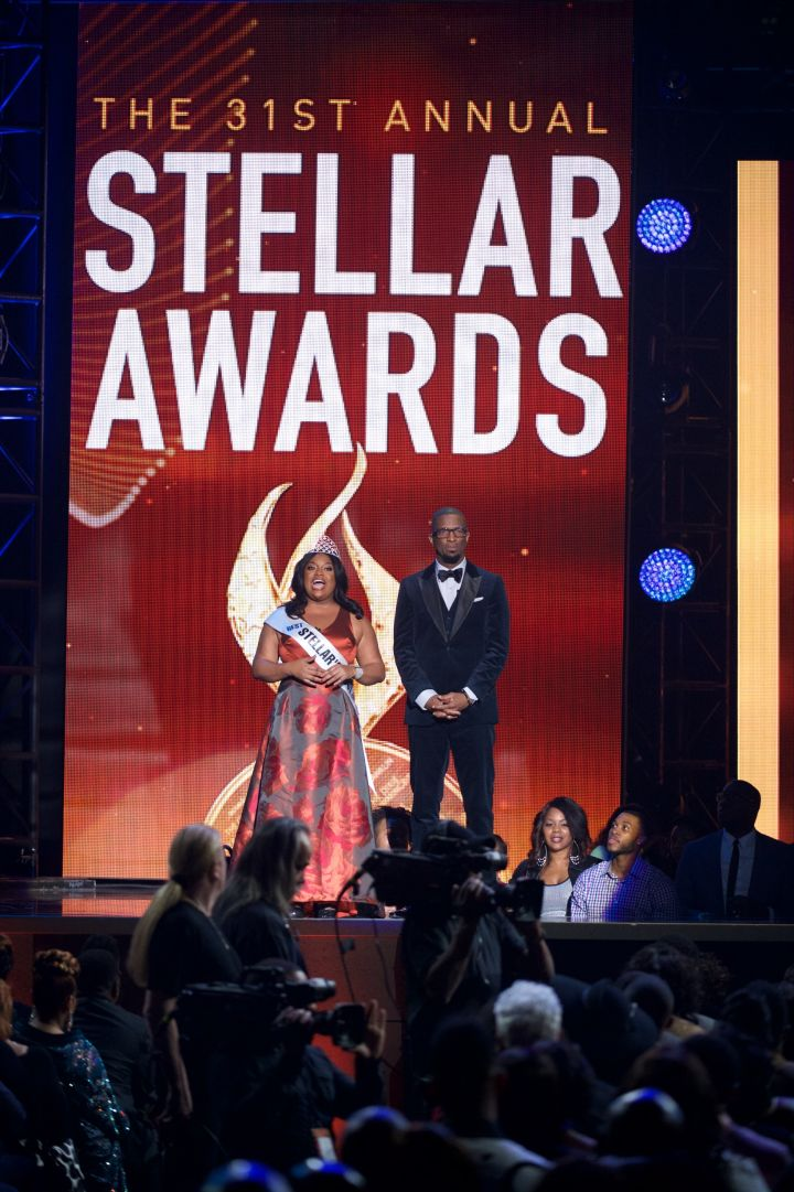 Stellar Award 2016 Hosts