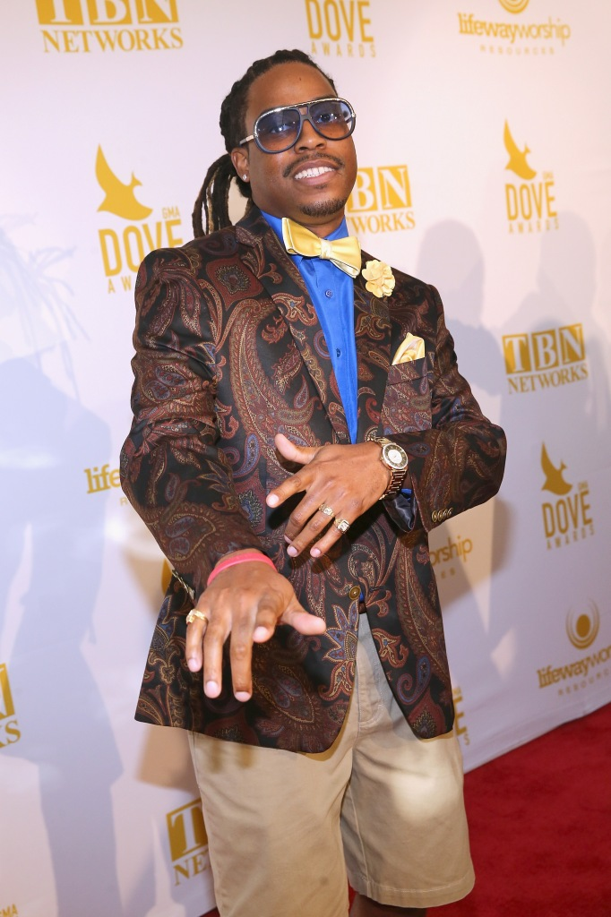 46th Annual GMA Dove Awards - Arrivals
