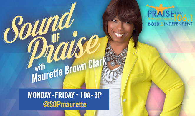 sound of praise with maurette