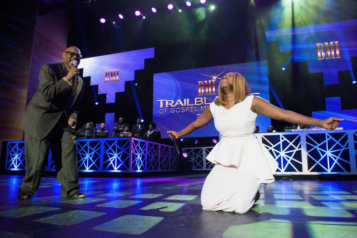 Bishop Paul S. Morton & Le'Andria Johnson