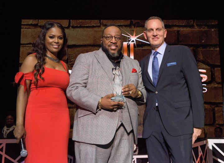 BMI and Marvin Sapp