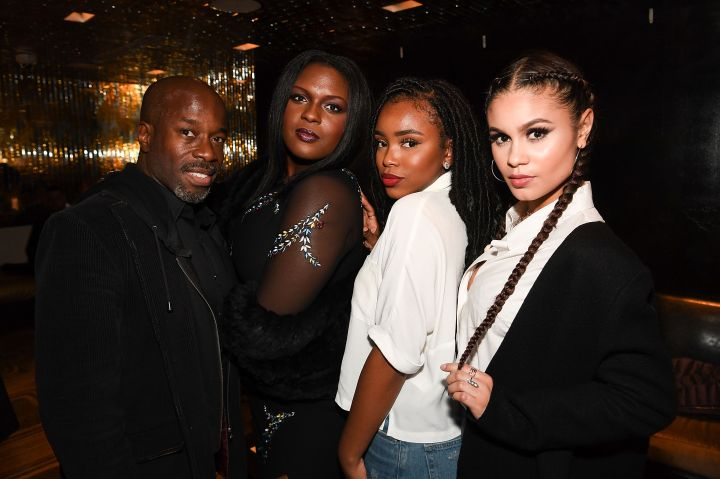 "Cast of ""Greenleaf"" Celebrate Season 2 Premiere"
