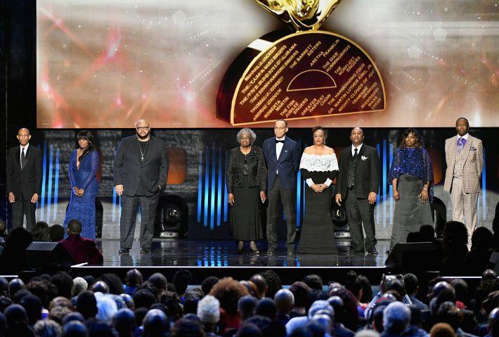Stellar Awards 2017 Main Show Stage