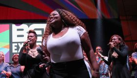 2016 BET Experience - BETX Stage sponsored by JG Wentworth - BET Gospel