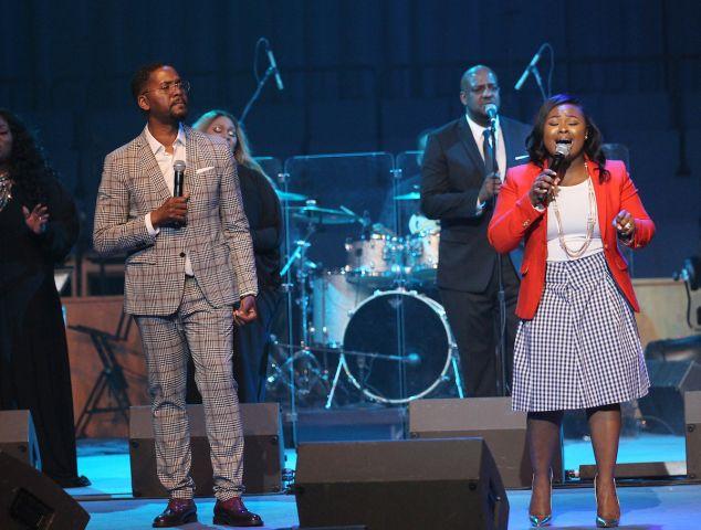 McDonald's Inspiration Celebration Gospel Tour 2017