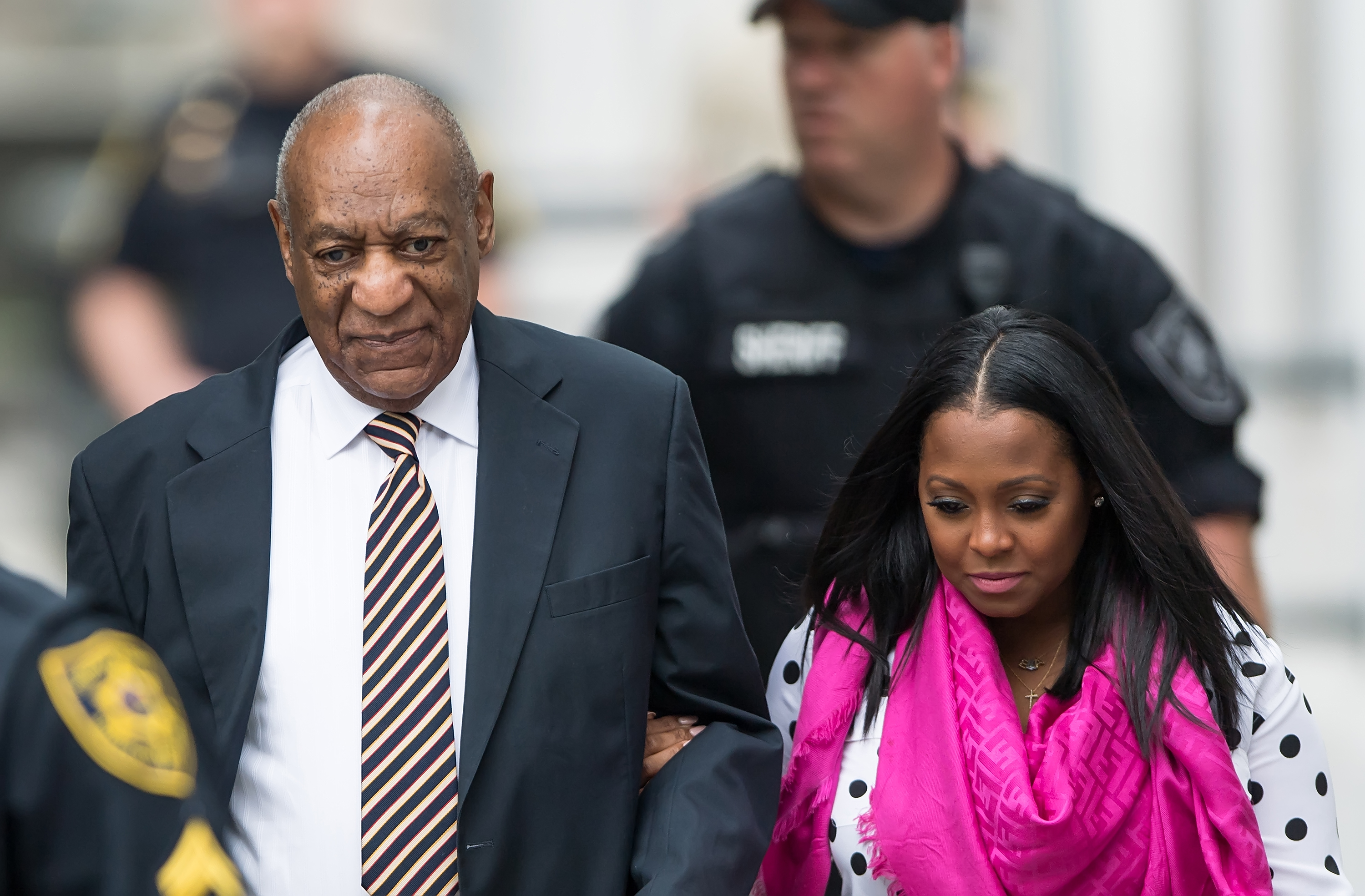 Trial Begins For Bill Cosby