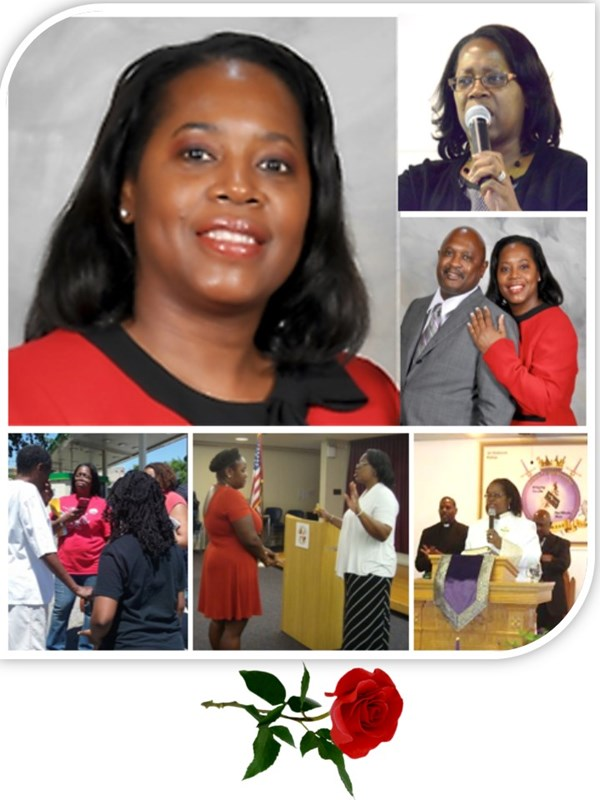 Sr. Pastor and First Lady Rose Robinson