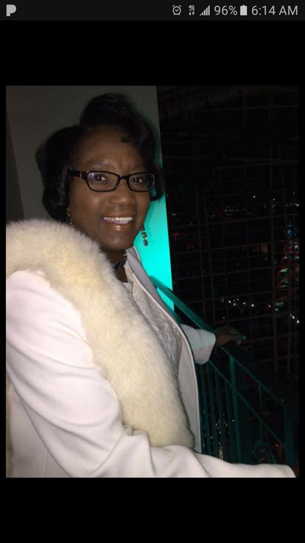Rev. Evangelist First Lady Wanda Johnson