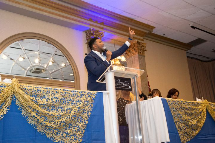 Praise Baltimore's First Ladies Tea & Brunch 2017