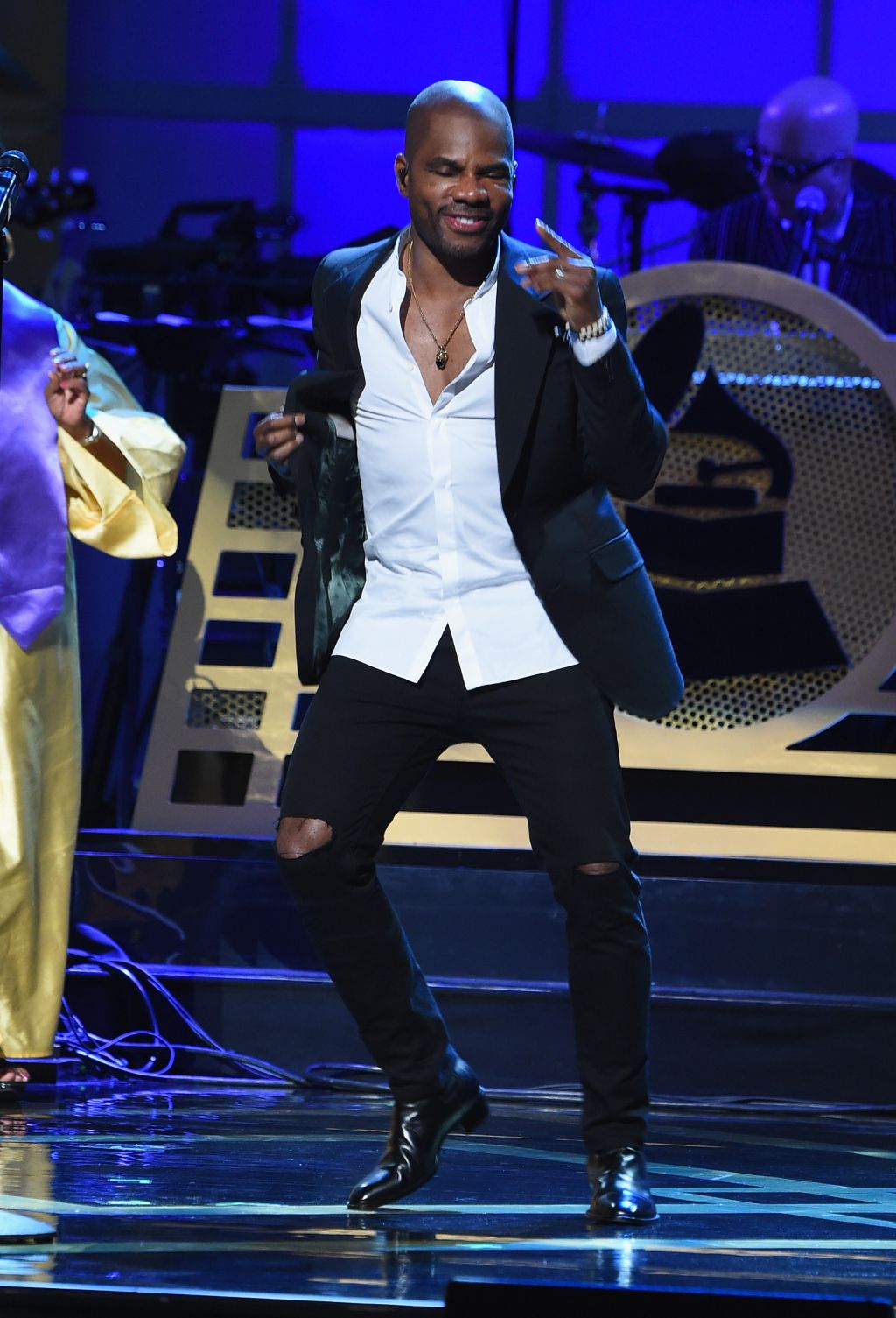 GRAMMY Salute to Music Legends - Show