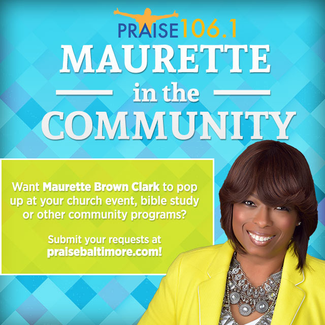 Maurette In The Community Promo Image