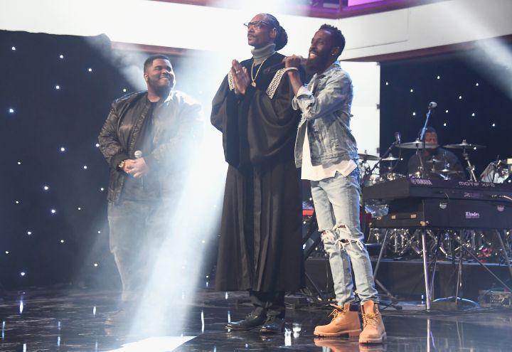 BET Presents 19th Annual Super Bowl Gospel Celebration – Show