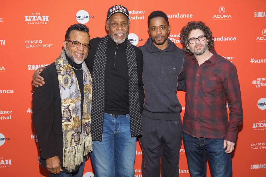'Come Sunday' Red Carpet Premiere - 2018 Sundance Film Festival - 2018 Park City
