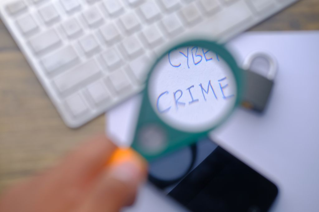 Investigating cyber crime concept