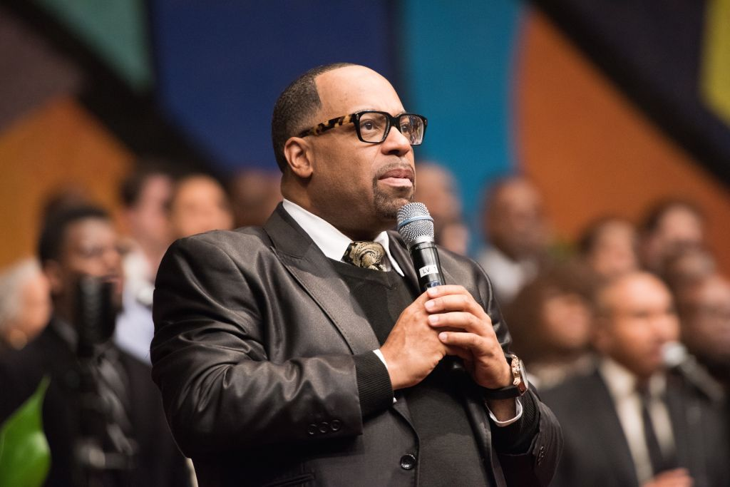 Andrae Crouch Memorial Celebration Life Of Events