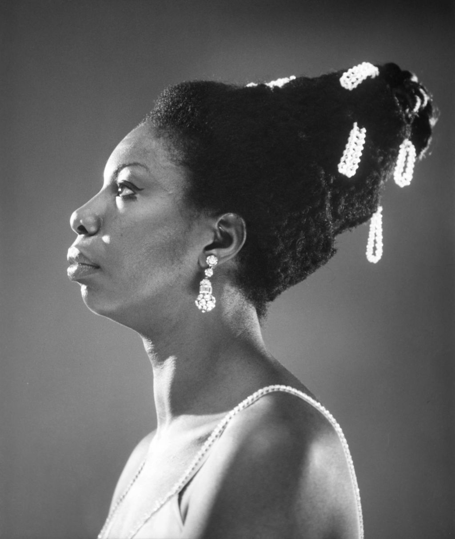 Nina Simone Portrait