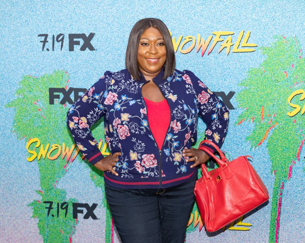 Premiere Of FX's 'Snowfall' Season 2 - Arrivals
