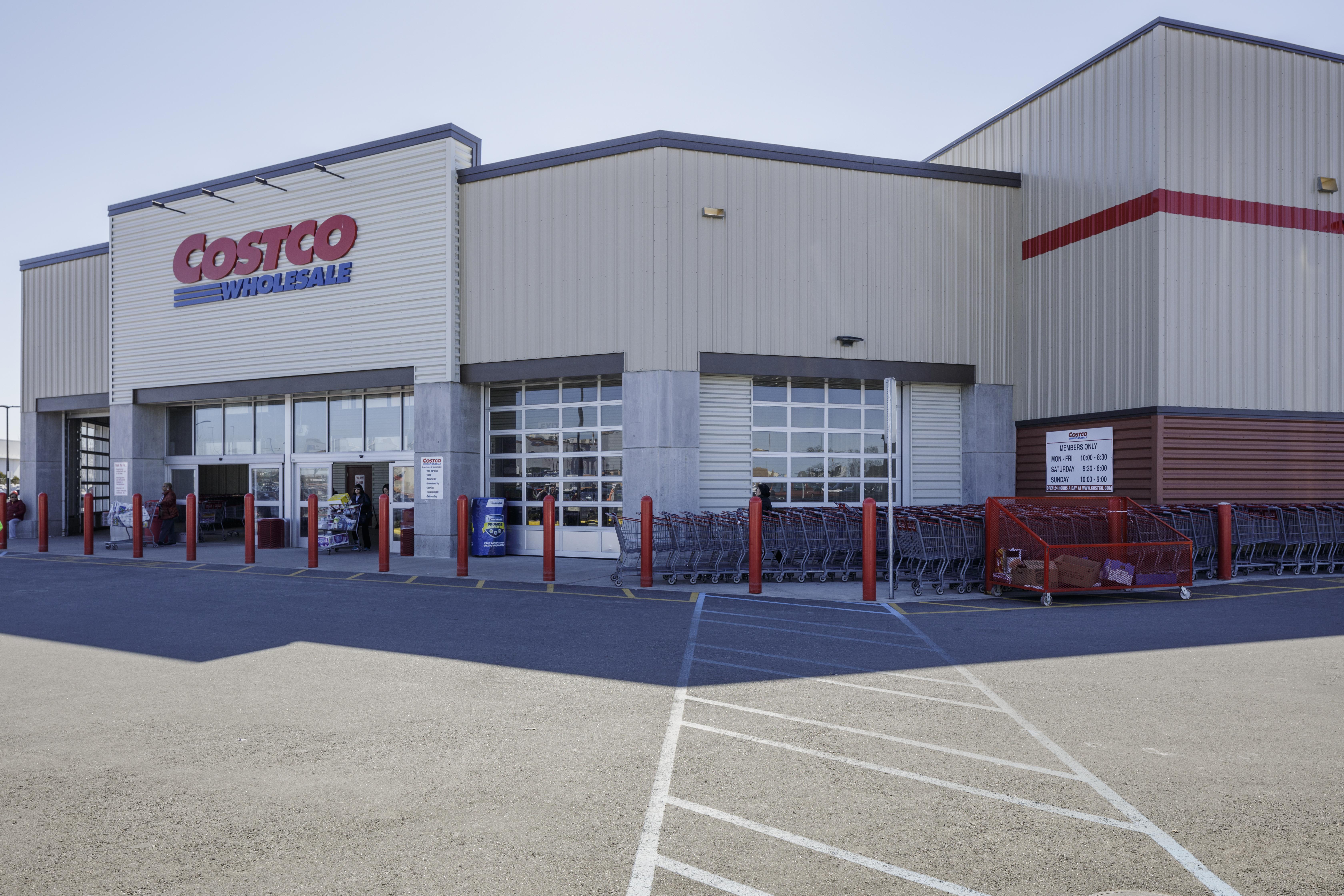 Costco Wholesale in Teterboro, NJ