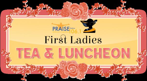 Ladies tea and luncheon header