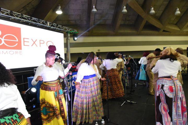Ricky Dillard and Griff Be expo 2018 recap