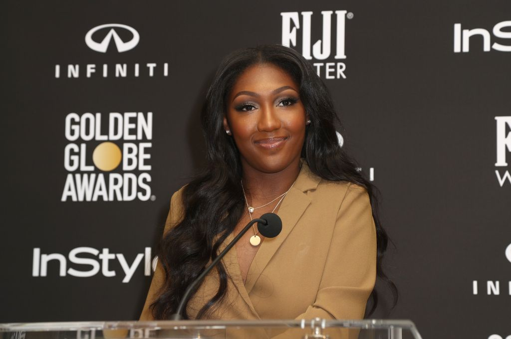 The Hollywood Foreign Press Association (HFPA) And InStyle 2019 Golden Globe Ambassador Reveal Press Conference