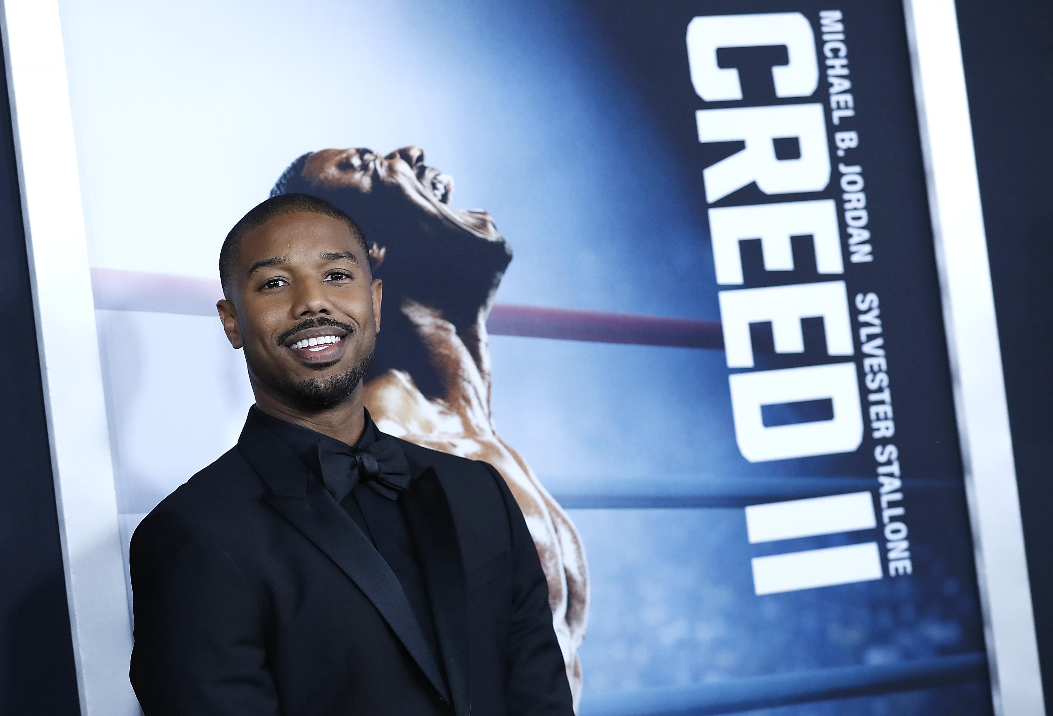 'Creed II' New York Premiere