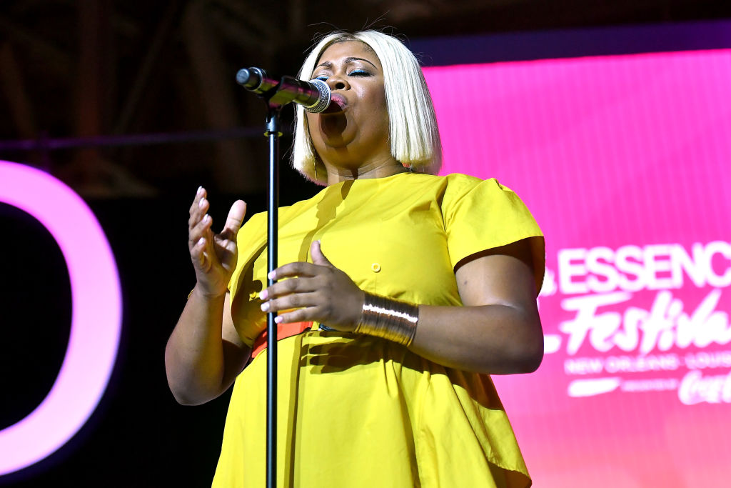 2019 ESSENCE Festival Presented By Coca-Cola - Ernest N. Morial Convention Center - Day 3