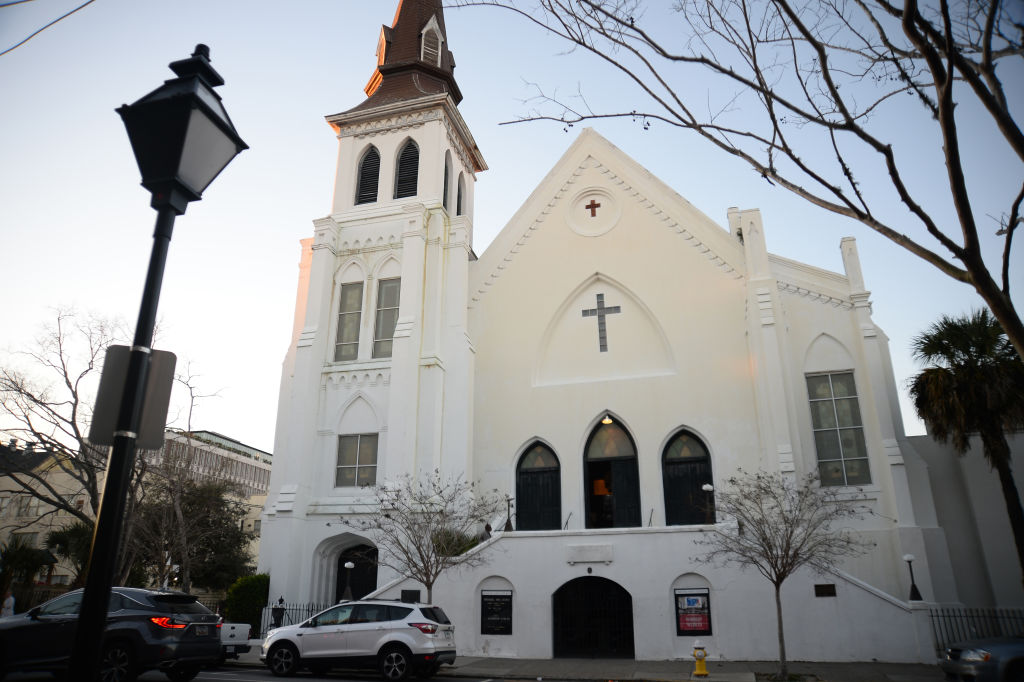 A People's Town Hall Hosted By SiriusXM Urban View's Joe Madison At Mother Emanuel AME Church