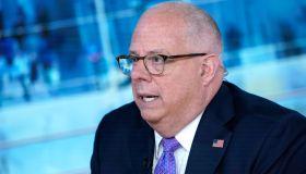 Maryland Governor Larry Hogan Interview With Fox News' Bill Hemmer