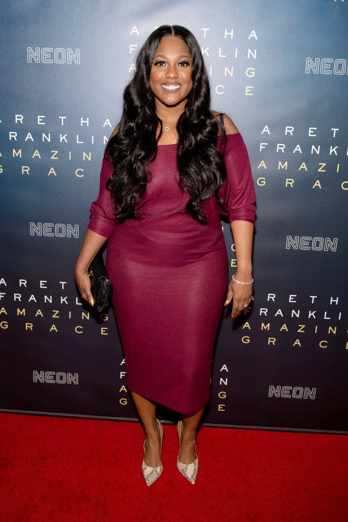 "Aretha Franklin's ""Amazing Grace"" Atlanta Screening"