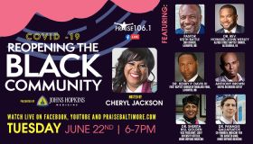 Covid-19: Reopening The Black Community - Presented by Johns Hopkins Medicine